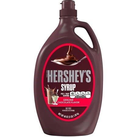 hershey's chocolate syrup, 48 ounces walmart.com