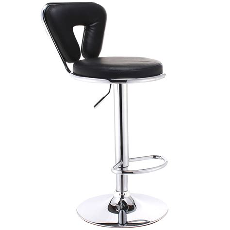 High Stool Chair With Back Continental Chair Bar Chairs High Stool Leg Lift
