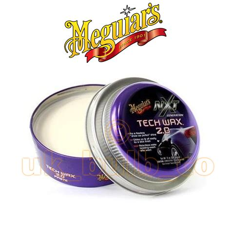 tutorial wax 2 0 meguiars nxt generation paste tech wax 2 0 car wax ebay