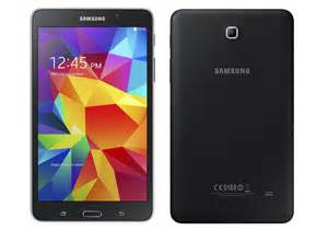 Galaxy tab4 line official mid range specs hd screens and kitkat
