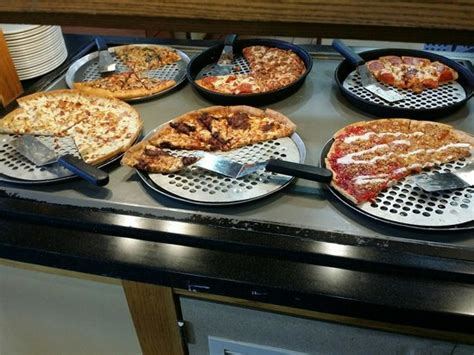 buffet picture of pizza hut orlando tripadvisor