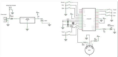breadboard circuit schematic schematic to breadboard layout fritzing forum