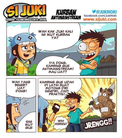 pengertian komik kartun karikatur dan cergam