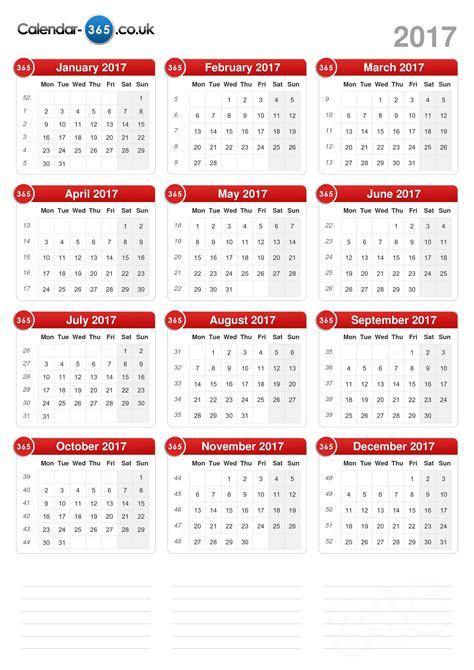 Steinger Jahreskalender Calendar 2017
