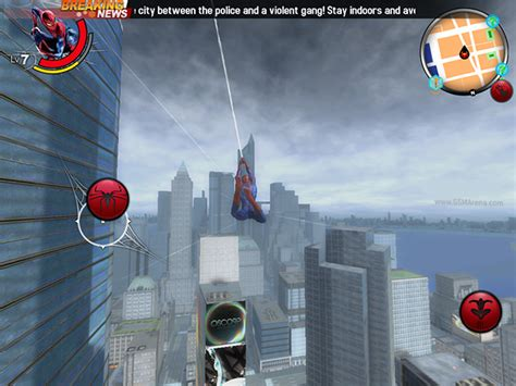 spider man game mod android tải bản hack game the amazing spider man cho android mới