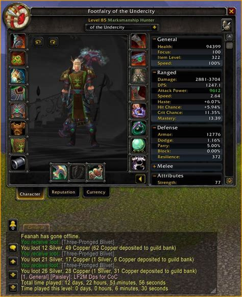 best wow server eu horde and alliance ingame leveling guide 1 85 pdf ebook
