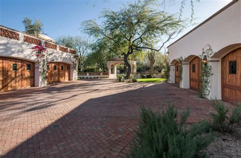 8 car garage 13 995 million 14 000 square foot spanish colonial estate