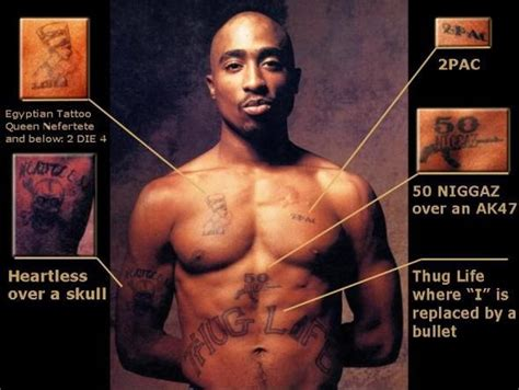 tupac s tattoos tattoos pinterest tattoos and body art