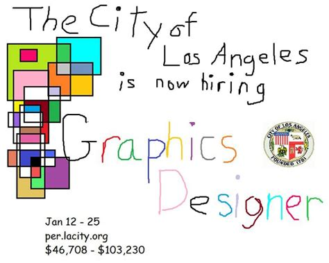 graphics design job in bhubaneswar the city of la posts hilarious graphic design job ad using