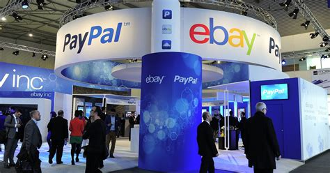 ebay  spin  paypal  separate company