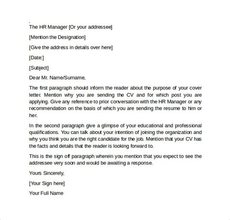 Cover Letter Closing Remarks by Closing Statements Letters Cover Letter Sles Cover