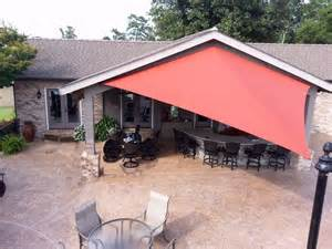 Awning Sail Shade New Orleans Outdoor Sail Shades Amp Installation C Bel