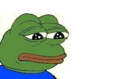 Sad Frog Meme - feels bad man sad frog know your meme