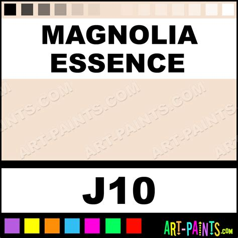 magnolia essence casual colors spray paints aerosol decorative paints j10 magnolia essence