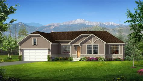 normandy house plans from haskell homes