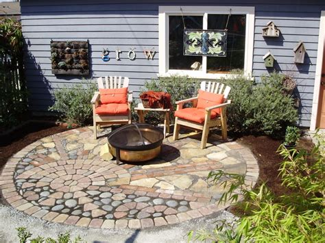 Patio In by Patios Eclectic Patio Seattle By Wedesign Inc