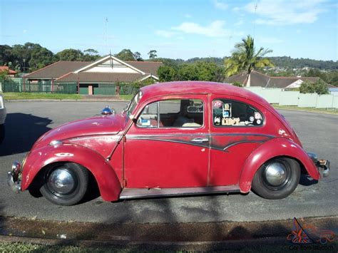 volkswagen type 1 vw volkswagen beetle type 1 rat bug