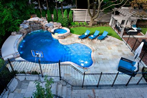 pool images backyard a backyard pool oasis traditional pool toronto by