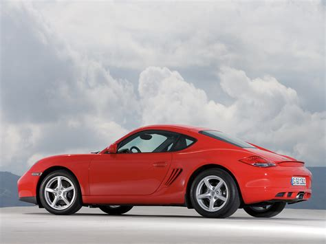 Cayman (987) / 2nd generation / Cayman / Porsche / Database / Carlook