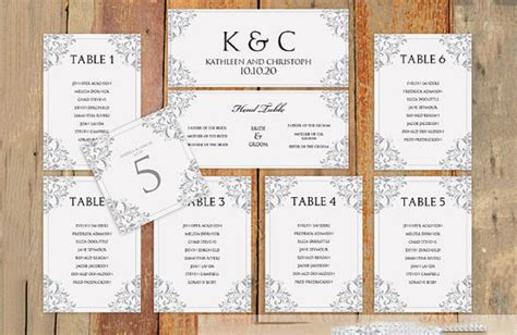 the 25 best seating chart template ideas on pinterest seating