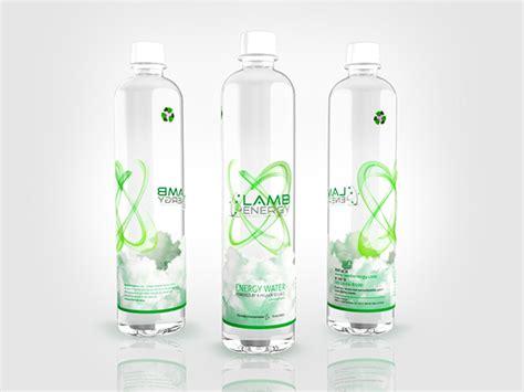 label design of bottle water bottle label design on behance