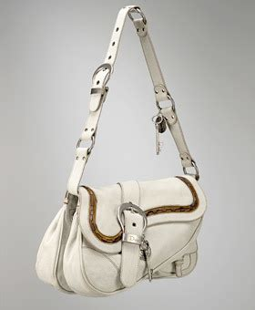 Gaucho Boston Bag by En Bolsos Tambi 233 N Blanco
