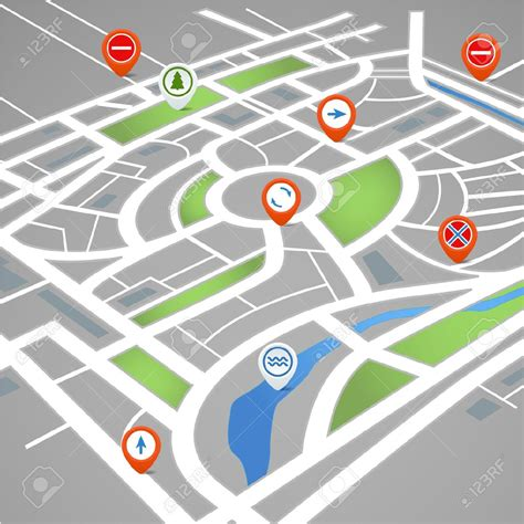 map of cities route optimization in cities a custom need for every