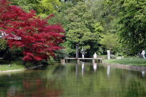 Englischer Garten München Wo Parken by Englischergarten