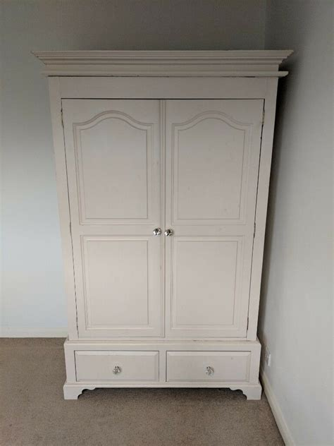 Free Standing Wardrobe by Wooden Free Standing Wardrobe Antique Style In
