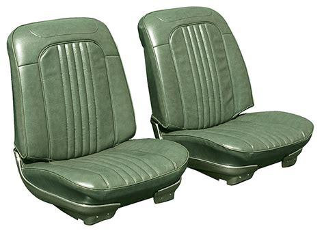 69 chevelle seats 1969 chevelle seats pre assembled w o headrest