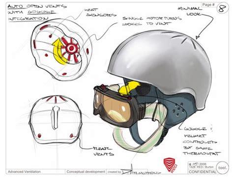 helmet design presentation helmet vents google search fmp pinterest product