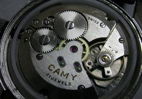 Jam Tangan Mekanikal Camy thetick thetick pengetahuan teknologi jam