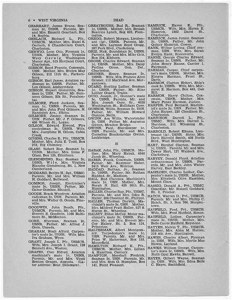 West Virginia Archives Records Veterans Service Records National Archives And Records Html Autos Weblog