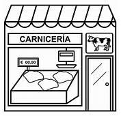 Carnicer&237as – Dibujos Para Descargar Imprimir Y Pintar