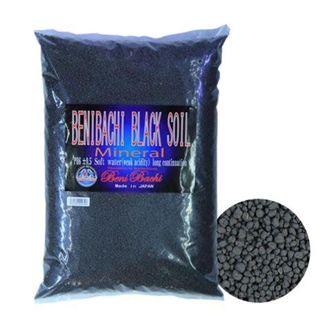 Benibachi Black Soil mineral benibachi black soil 5kg 紅蜂シュリンプ benibachi