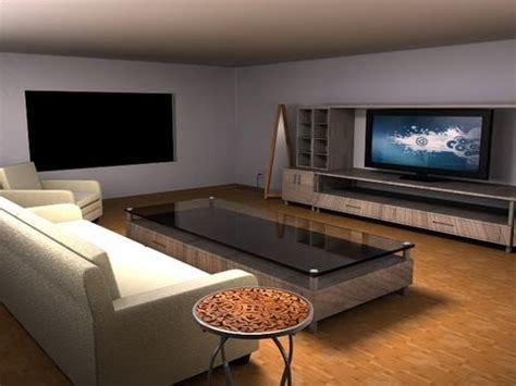 modeling tutorial modeling a living room part 1