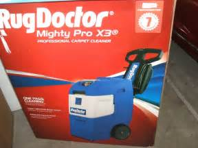 rug doctor mighty pro x3 commercial grade carpet cleaner