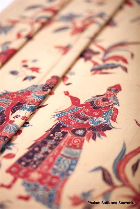 Kain Batik Prosbalan 1 batik sarong buketan motif phalam batik souvenirs
