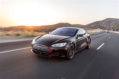 Tesla Model S Grill Strut Introduces Grille Collection For 2015 Tesla Model S