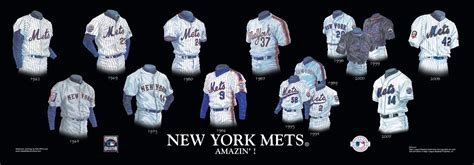 york mets uniform  team history heritage uniforms  jerseys