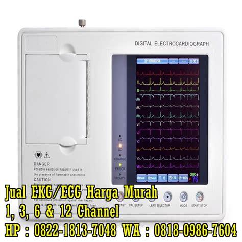 Alat Ekg Portable harga alat ekg murah untuk rumah sakit dan klinik