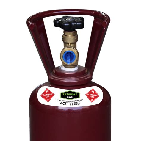 oxygen nitrogen acetylene bizrice acetylene gas cylinder eziswapgas