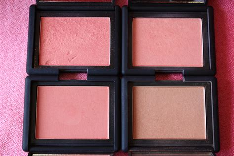 A Blush On A best nars blushes for fair skin nerdylibrariangirl