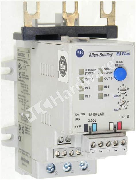 ptc thermistor to plc plc hardware allen bradley 592 ec2bc series b new surplus open