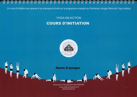 2702911315 yoga iyengar initiation aux ouvrages en vente 224 l afyi association fran 231 aise de yoga