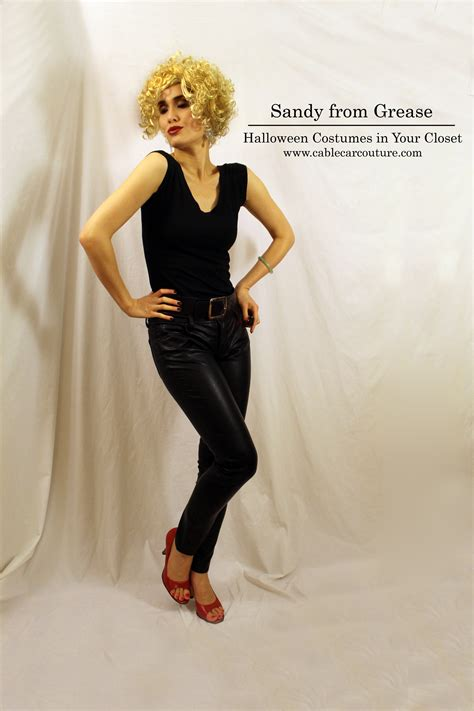 Easy Costumes From Your Closet by Easy Costumes For Cable Car Couture