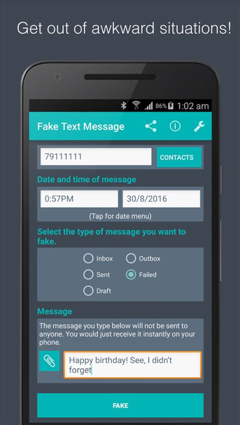 dwonload apk phony remoed fake text message 5 2 apk download android tools apps