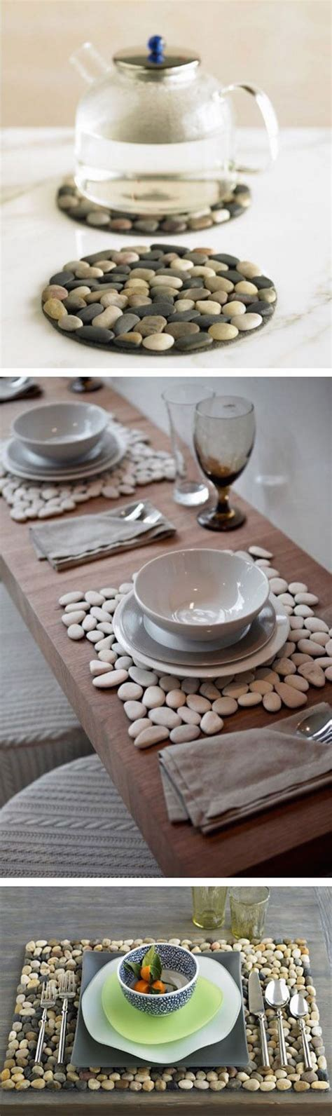 home stones decoration 10 pebbles diy ideas image 9 diy crafts ideas magazine