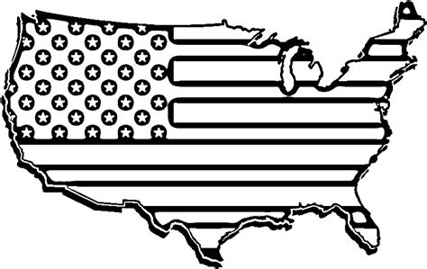 american flag heart coloring page free coloring pages of american flag heart