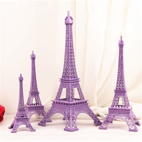 1pcs retro eiffel tower home decor lover